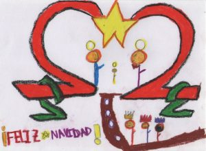 Dibujo de Clara